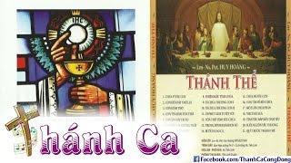 Album Thánh Thể - Ban Hợp xướng Pio X