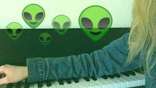 Alien-Sabrina Carpenter & Jonas Blue: Piano Cover
