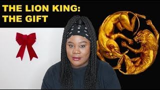Beyonc The Lion King The Gift Album REACTION.mp3