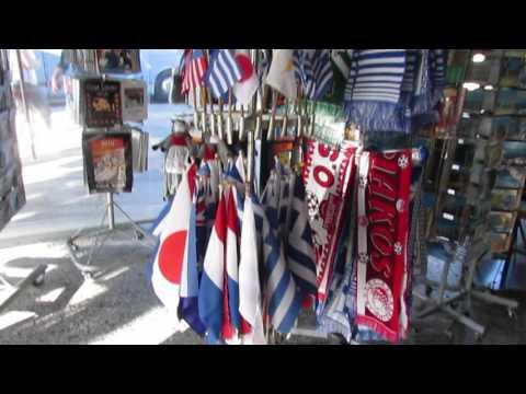 Shopping for Greek Souvenirs 2015