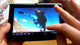 Video 7 inch AllWinner A13 1.5GHz Android 4.0 Tablet PC Q88 MID 4GB Capacitance screen review Boxchip A13 download MP3, 3GP, MP4, WEBM, AVI, FLV Agustus 2018