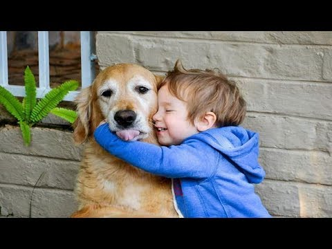 Cute Dog and Baby Love Hugging and Cuddling | Dog Lovers Compilation