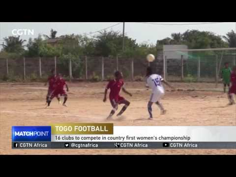 16 clubs to compete in Togo'sfirst women's championship