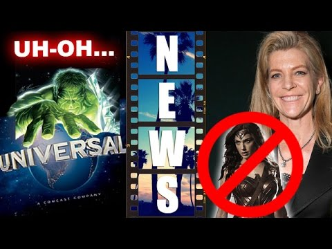 Universal owns Hulk solo movie, Michelle MacLaren exits Wonder Woman 2017 - Beyond The Trailer