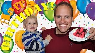 Matt's BIRTHDAY! || Mommy Monday