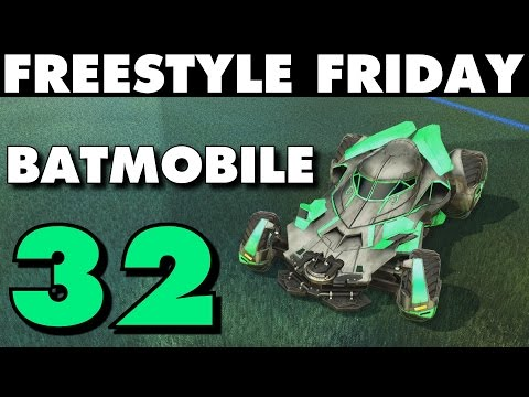Squishy Muffinz Car : [Full Download] Rocket League Freestyle Friday 4 With Pulse Mk