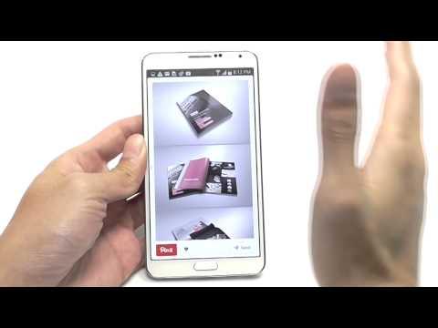 [HowTo] วิธีการ Capture หน้าจอบน Samsung Galaxy