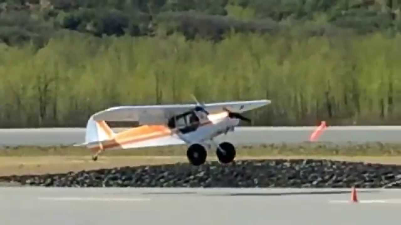 stol competition llano