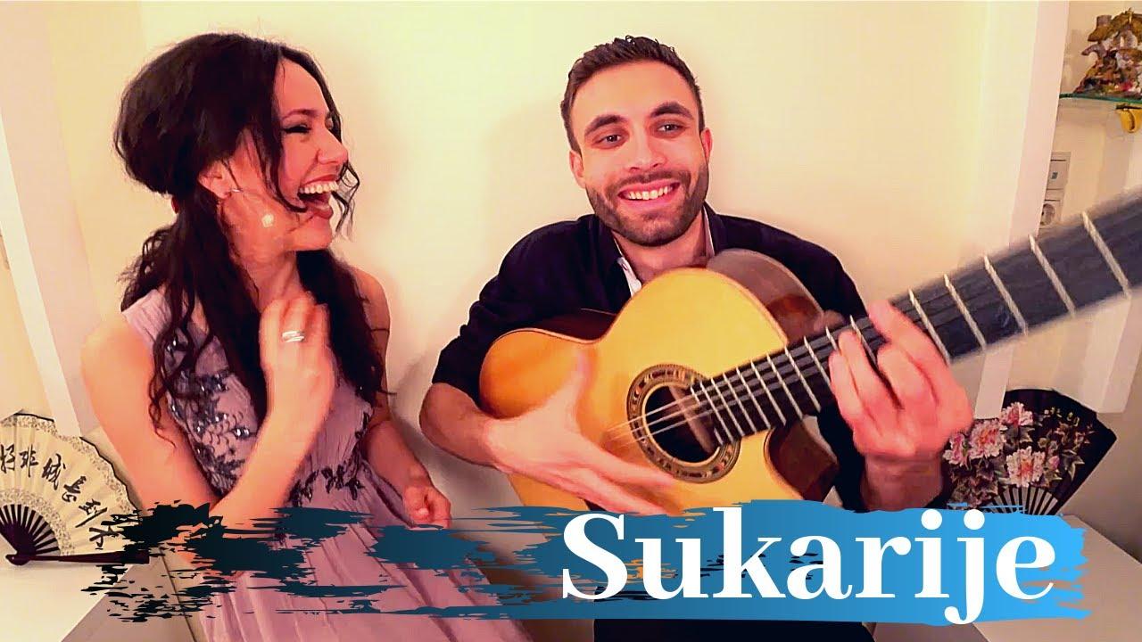 Sukarije - GYPSY FUSION DUO  (Esma Redzepova Cover)