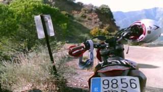 Trail Riding Marbella 2010 Key Ring Camera