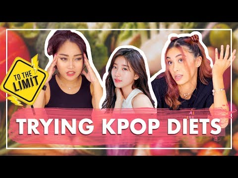 Non-KPOP Fans Try KPOP Diets For A Week thumbnail