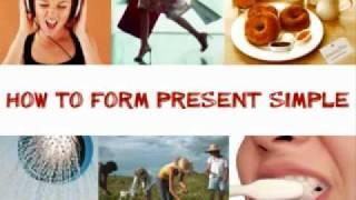 Видео уроки по английскому: Present Simple/ Indefinite (Часть 2)