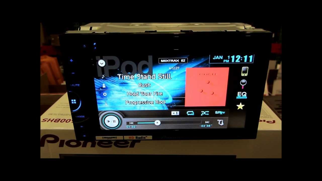 Wiring Diagram For Pioneer Avh 200Bt – The Wiring Diagram ...