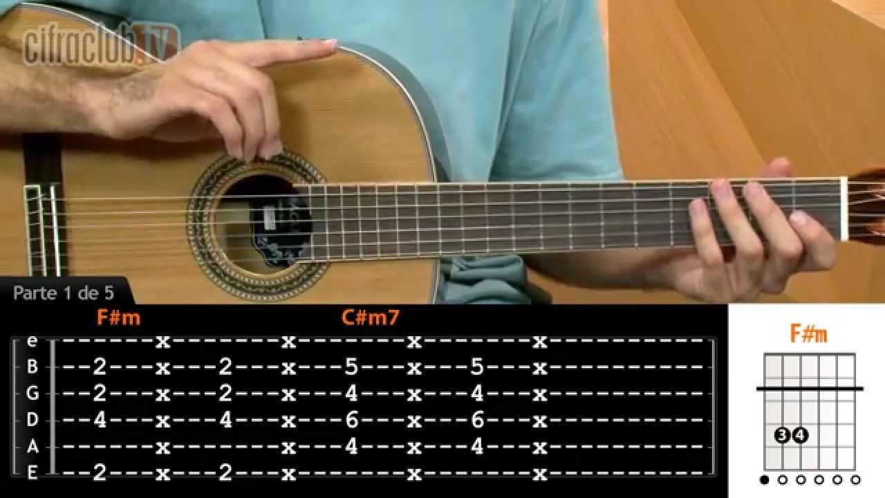 Meu Bem Querer - Djavan (aula de violão completa)