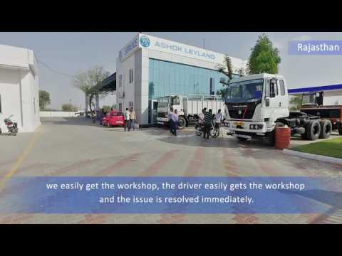 Ashok Leyland Customer Testimonial Nimbahera - U4923
