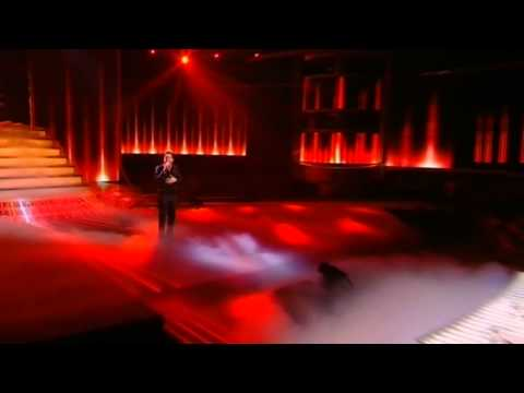 Matt Cardle sings She's Always A Woman - The X Factor Live Semi-Final (Full Version)