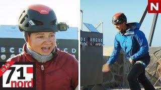 71° nord | Dramatikk under finalen når både Anine og Robin svarer feil på siste spørsmål | TVNorge