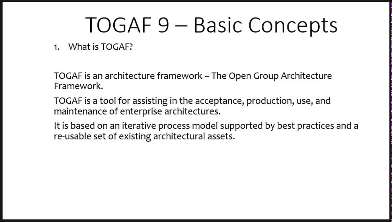Togaf 9 what is togaf youtube togaf 9 what is togaf xflitez Gallery