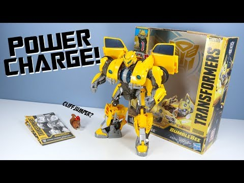 Transformers BumbleBee Power Charge Bee Hasbro 2018