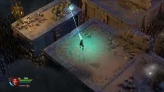 Lara Croft and the Temple of Osiris PC 60FPS Gameplay #2 | 1080p