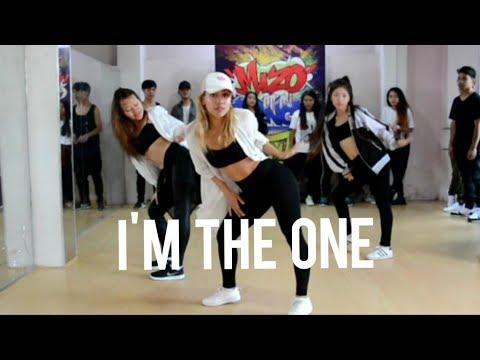 I'm The One - DJ Khaled ft Justin Bieber || Alan Rinawma Dance Choreography
