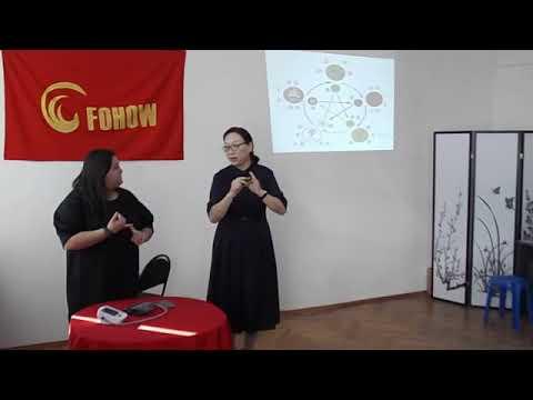 Биоэнергомассаж Fohow (6/9 часть). Обучение основам Традиционной Китайской Медицины (ТКМ)