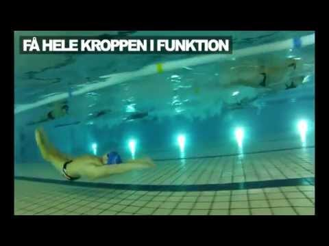 Svømning - teknik video 1: Afsæt og butterfly - ben