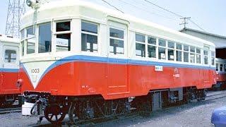 【走行音】 岡山臨港鉄道 キハ1003 (機械式) 1982年