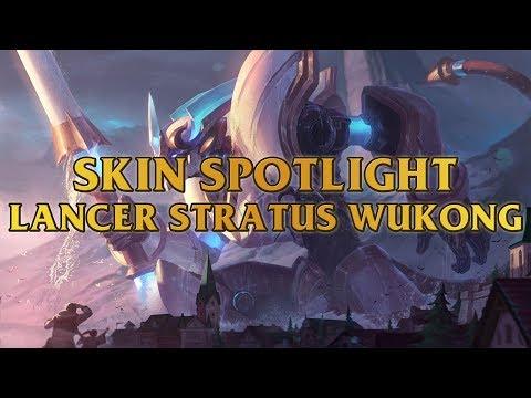Lancer Stratus Wukong Skin Spotlight