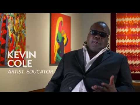 Harvey B. Gantt Center - AfriCOBRA NOW - Artist Kevin Cole