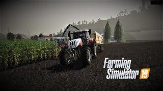 farming simulator 19 Europejski Rolnik odc36 Pora na kiszonkę