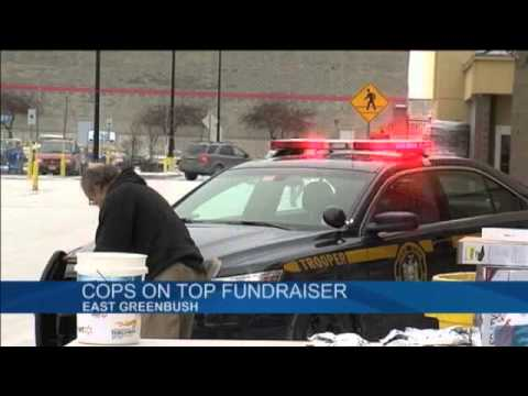 Wal-Mart and Local Police hold Fundraiser for Special Olympics