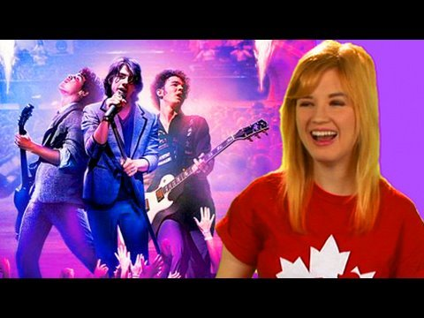 jonas brothers the 3d concert experience movie review