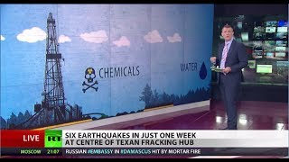 Fracking Up: Texas rocked by 16 earthquakes in 3 weeks