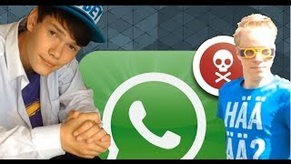 Die WhatsApp Alternative (Werbung Parodie)