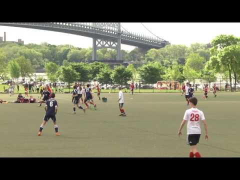 DUSC vs Manhattan SC Hammers 2017