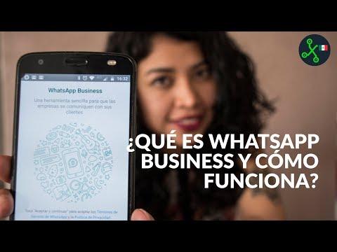 Te Decimos Cómo Usar El WhatsApp Business En México