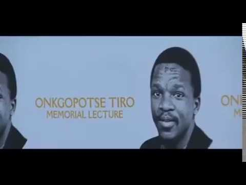 Prof Lumumba in Limpopo, SA  This is what African leaders must watch every morni