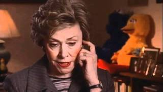 Joan Ganz Cooney discusses the Sesame Street Muppets - EMMYTVLEGENDS