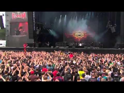 Godsmack  live @ Graspop, Belgium 2015 full show