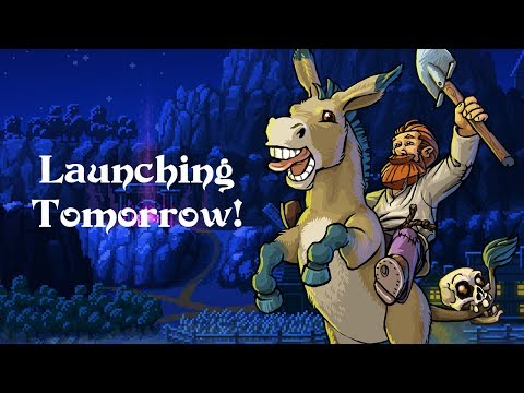 Graveyard Keeper Pre-Launch Teaser | PC Xbox One