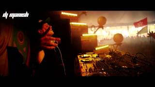 DJ Manish Eat Sleep Rave Repeat  2015 Remix  Promo