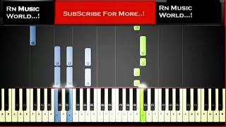 DEKH LENA Tum Bin 2 Piano Tutorial Chord & Lead Part Karaoke With Lyrics