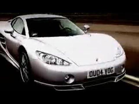 Ascari Kz1 Top Gear Series 7 Bbc Youtube
