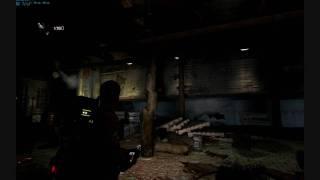 Ghostbusters HD PC Gameplay GTX 280 SLI