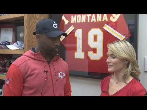 Darrelle Revis goes 1-on-1 with KCTV5