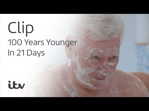 100 Years Younger in 21 Days | Cleopatra's Milk Bath | ITV