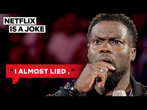 Kevin Hart Warns About Porn | Netflix Is A Joke
