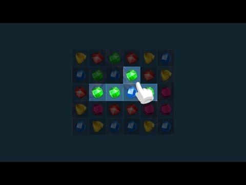 Jewel Blitz 3 // Gameplay