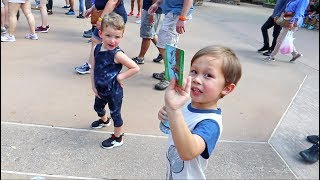 Ultimate Birthday Wish Comes True! (Disney Safari!)
